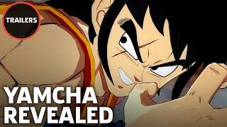 Dragon Ball FighterZ - Yamcha Reveal Trailer