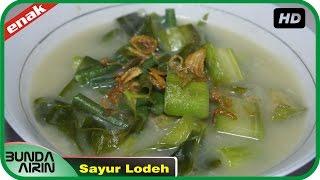 Resep Masakan Jawa Sayur Lodeh Mudah Simpel Resep Sehari Hari Recipes Indonesia Bunda Airin