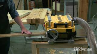 Project Timelapse: Reclaimed Wood Table