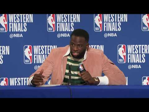 Xxx Mp4 Draymond Green Postgame Interview Rockets Vs Warriors Game 3 3gp Sex