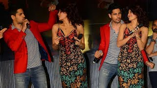 Sidharth Malhotra and Jacqueline Fernandez HOT Dance On Bandook Meri Laila Song From A Gentleman