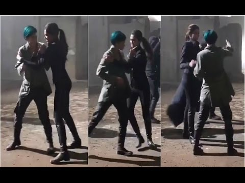 Deepika Padukone And Ruby Rose Dance On Honey Singh Love Dose Song