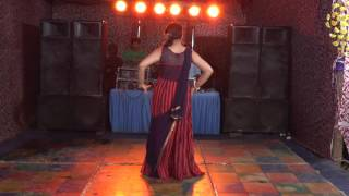 Neha performs on Sangeet #NehaWedsAnkit #chunari chunari #bollywood #Chhammakchhallo