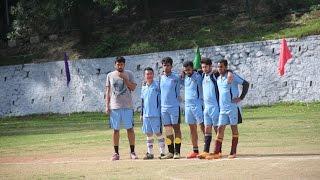 Football @ Sangam 2016, LBSNAA