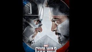 Captain America  Civil War Trailer Telugu  RC 3D