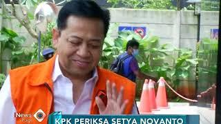 Senyum 'Papa' Setnov Saat Diperiksa KPK Sebagai Saksi Anang Sugiana - iNews Pagi 21/02
