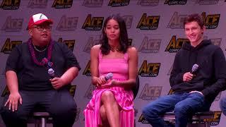 Spider-Man: Homecoming Panel w/Tom Holland, Laura Harrier & Jacob Batalon - ACE Comic Con AZ