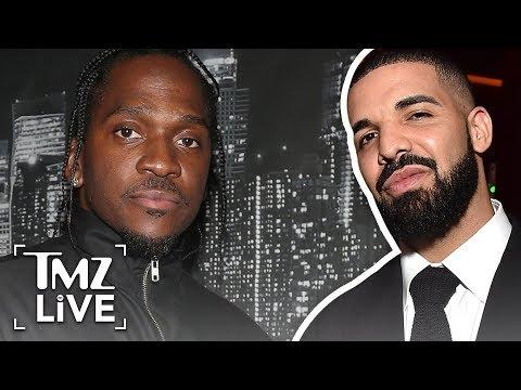 Xxx Mp4 Drake Wasn T Dodging Pusha T Diss With Degrassi Music Vid For I M Upset TMZ Live 3gp Sex