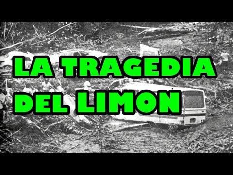 Nuestro Insolito Universo Tragedia El Limon 1987