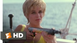 Wild Things (7/8) Movie CLIP - First Rule of Sailing (1998) HD
