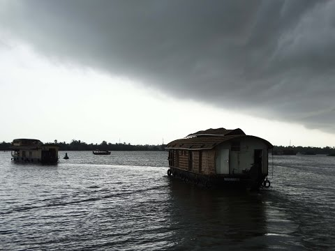 Houseboat- Backwaters of Alappuzha (Alleppey)