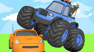 Police chase uk car in city | toy videos for kids | Kindergarten videos by jugnu kids
