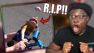 JEFFY GOES TO THE HOSPITAL! | SML Movie: Jeffy