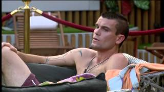 Big Brother UK Day 40 (Tue 23 July 2013)