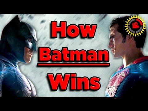 Film Theory How Batman BEATS Superman Batman v Superman