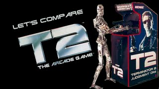 Let's Compare ( T2 - The Arcade Game )