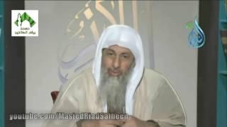 أهل الذكر (134) قناة الندى للشيخ مصطفى العدوي 12-1-2017