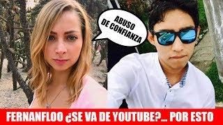 Yosstop responde a acusaciones | Fernanfloo SE VA DE YOUTUBE por esto...