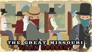The Great Missouri Train Robbery (1874)