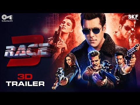 Xxx Mp4 Race 3 Movie 3D Trailer Salman Khan Remo D Souza Side By Side Video For 3D TV Only 3gp Sex