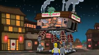 The Simpsons   Miyazaki