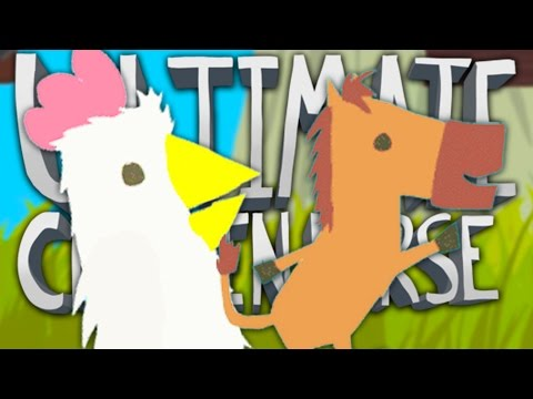 BE A D**K TO YOUR FRIENDS!!   Ultimate Chicken Horse #1