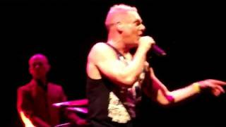 Erasure - Heavenly Action (live in Moscow)