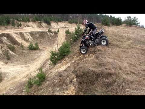 Quad Suzuki LTZ 400 FULL HD 1080p Video