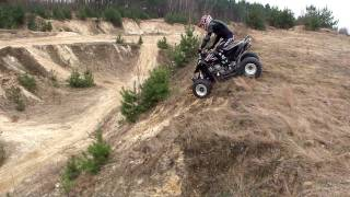 Quad - Suzuki LTZ 400 FULL HD (1080p) Video
