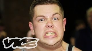 The British Wrestler (Full Length)