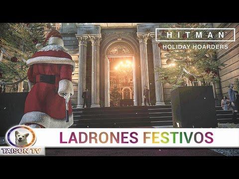 Hitman 2016 Ladrones Festivos, Bonus Navideño