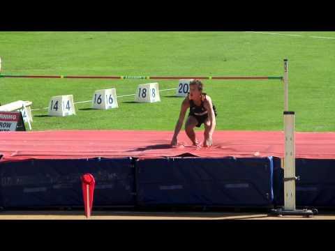2014 Australian Juniors under 16 Boys High Jump