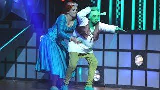 D4 Junior Vs Senior I Eye catching performance of Surya and Kajal I Mazhavil Manorama