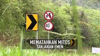 MEMATAHKAN MITOS TANJAKAN EMEN | ON THE SPOT (07/03/18) 1 - 2