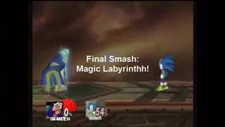 Chincherrinas Smash Bros Lawl: Final Smash