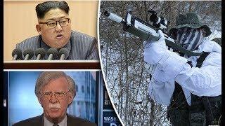 Wipe out North Korean regime