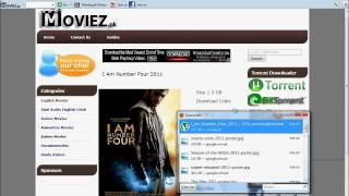 How to Download Torrent Movies from Moviez.pk