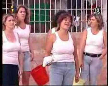 Mónica na prisão