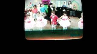 DANCE OF THE SUGAR PLUM FARRIES FROM BARNEY.MOV