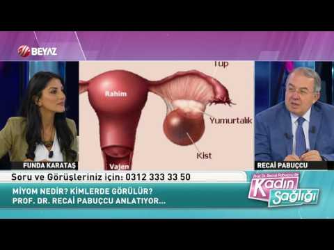 Prof. Dr. Recai Pabuçcu İle Kadın Sağlığı - Beyaz Tv 7.Bölüm (06.08.2016)