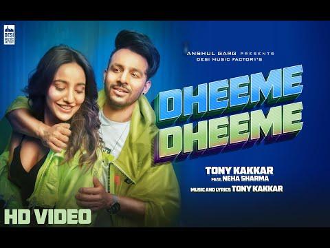 Xxx Mp4 Dheeme Dheeme Tony Kakkar Ft Neha Sharma Official Music Video 3gp Sex