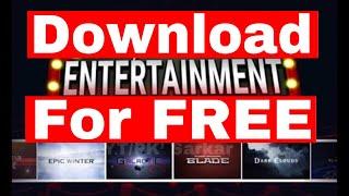 Filmora Entertainment Opera Set Download for *FREE* -iAmPiyushKanti