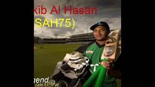 Jabra Fan of Shakib AL Hasan