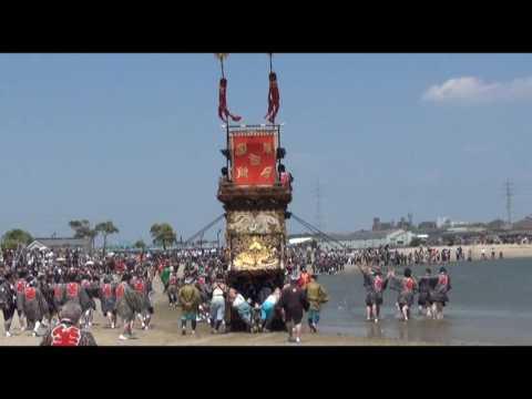 2016 亀崎� �干祭 後の日 ②