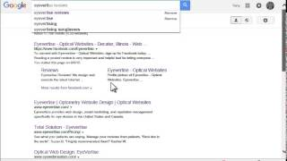 video google search results