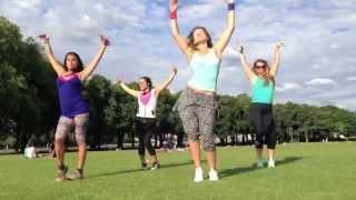 Bailando Enrique Iglesias choreo