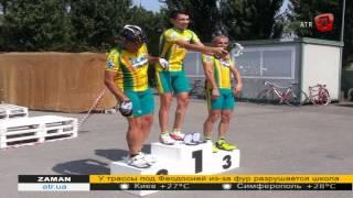 Велогонщик Аким Джемилев установил мировой рекорд ZAMAN 03.09.15
