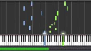 Yiruma - River Flows in you (Piano tutorial Synthesia) 100% speed