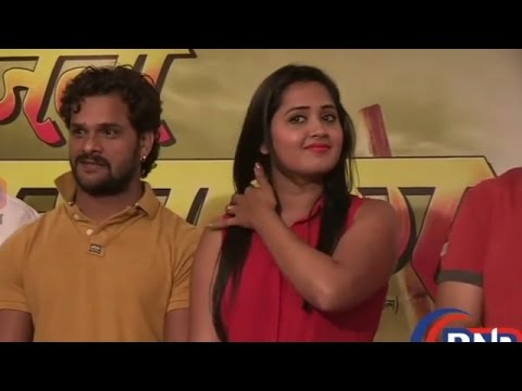 Xxx Mp4 Khesari Lal Kajal Raghwani Movie Promotions In Patna 3gp Sex