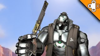 B.O.B. Gets an Upgrade! Overwatch Funny & Epic Moments 724